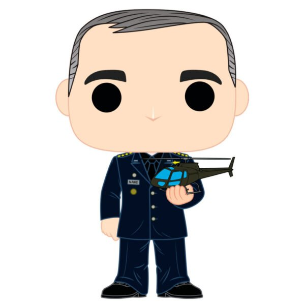 Funko POP! Space Force Formal Mark