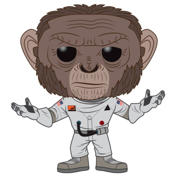 Funko POP! Space Force Marcus the Chimstronaut