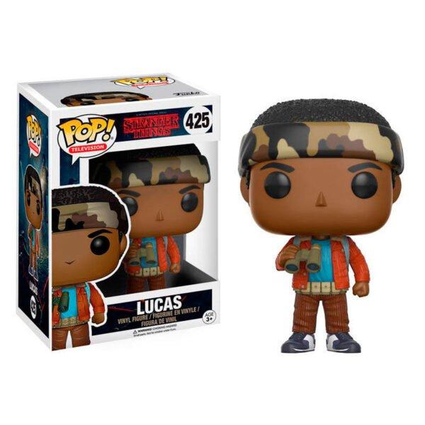 Funko POP! Stranger Things Lucas with Binoculars