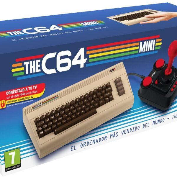 Consola Commodore C64 Mini