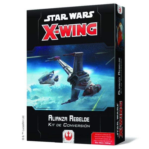 Alianza Rebelde: Kit de conversión