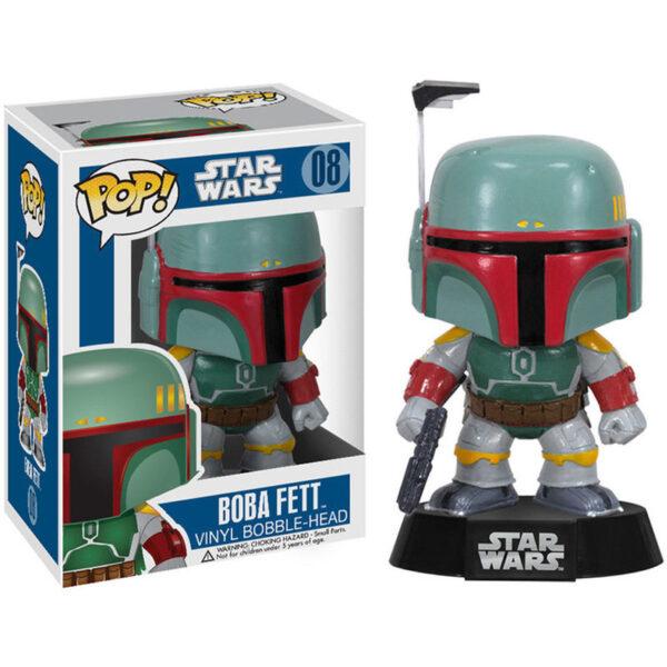 Funko POP! Star Wars Boba Fett