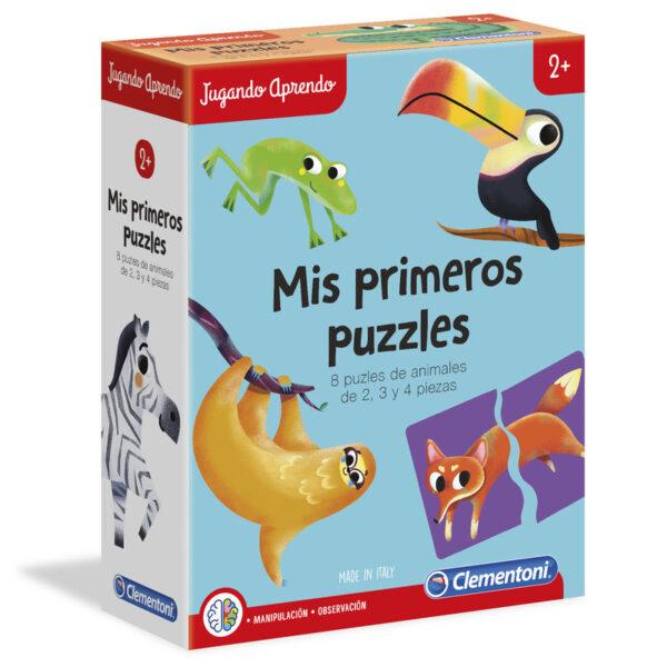 Puzzles Forma de Animales