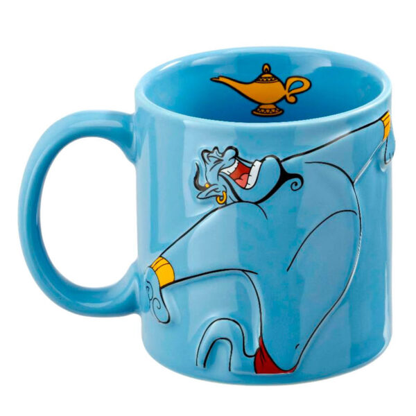 Taza Genio Wake Up Aladdin Disney