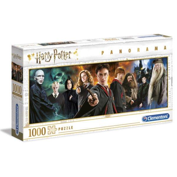 Puzzle Panorama Personajes Harry Potter 1000pz