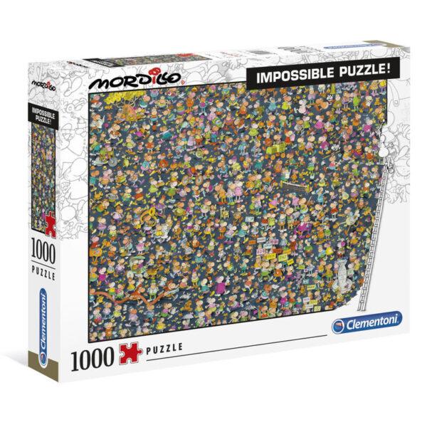 Puzzle Imposible Mordillo 1000pzs