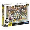 Puzzle High Quality Disney Gala 500pz