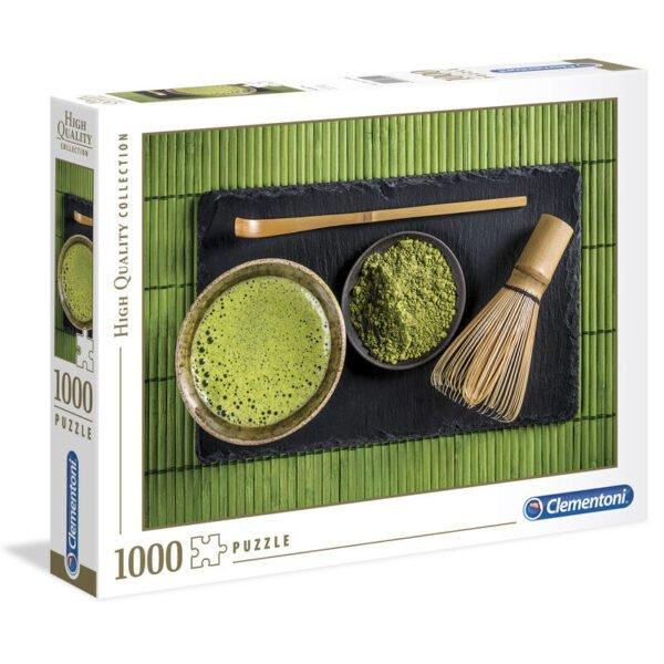 Puzzle High Quality Matcha Tea 500pzs