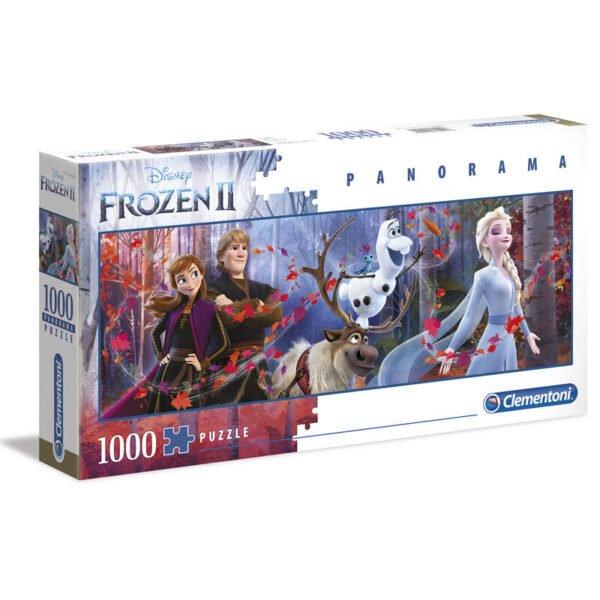 Puzzle Panorama Frozen 2 Disney 1000pzs