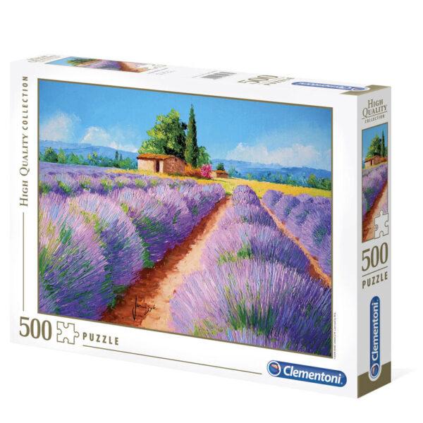 Puzzle High Quality Lavender Scent 500pzs