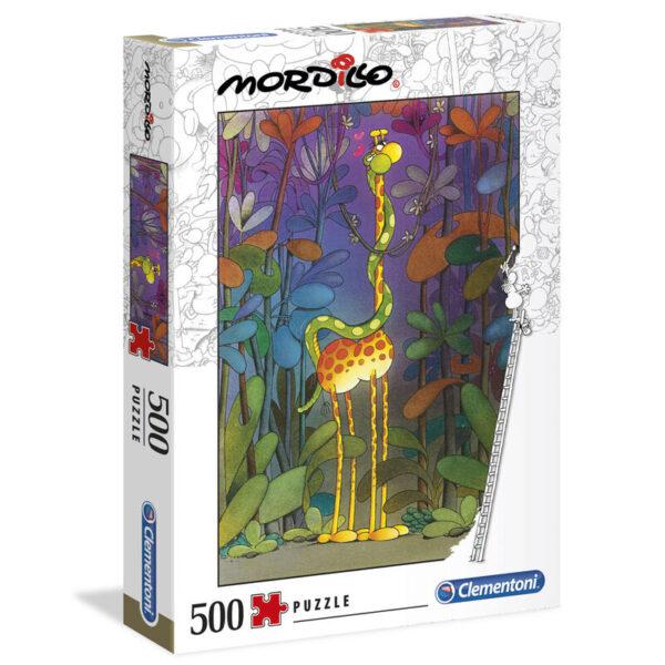 Puzzle High Quality The Lover Mordillo 500pzs
