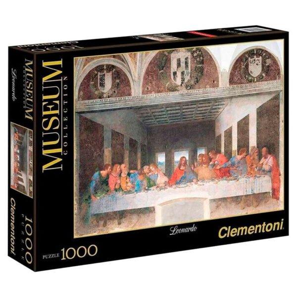 Puzzle La Ultima Cena Leonardo Museum Collection 1000pzs