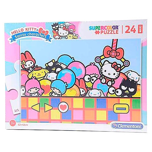 Puzzle Maxi Hello Kitty 24pzs