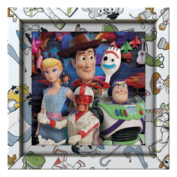 Puzzle Toy Story 4 Disney Frame Me Up 60pzs
