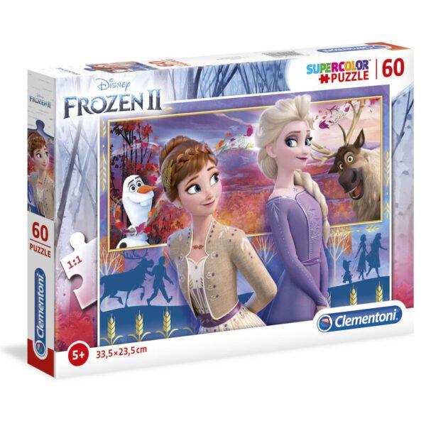 Puzzle Frozen 2 Disney 60pzs