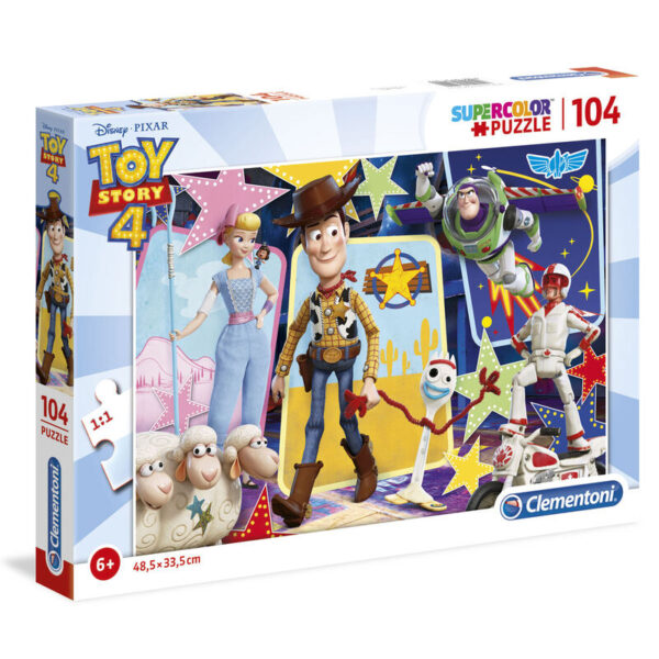 Puzzle Toy Story 4 Disney 104pzs