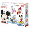 Puzzle My First Puzzle Mickey Disney 3-6-9-12pzs