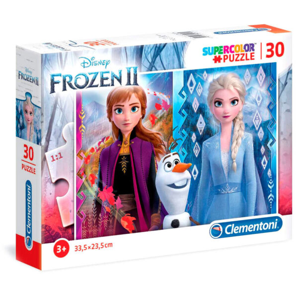 Puzzle Frozen 2 Disney 30pzs