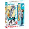 Puzzle Measure Me Animals Disney 30pzs