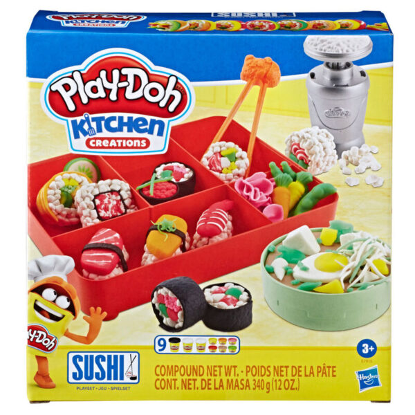 Sushi Kitchen Creations Play-Doh