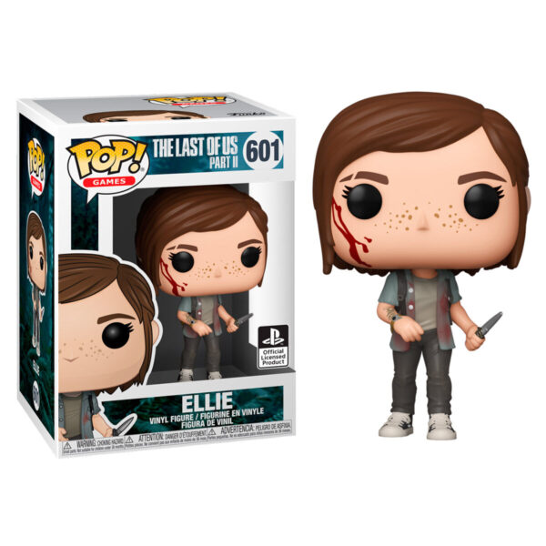 Funko POP! Ellie – The Last of Us: Parte 2