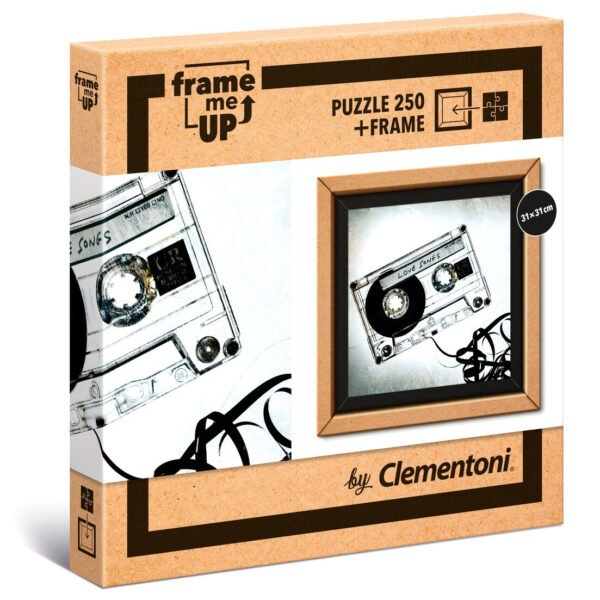 Puzzle Love Songs Frame Me Up 250pzs