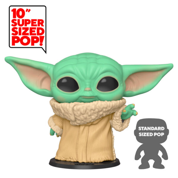 Funko POP! Star Wars Mandalorian Yoda The Child 25cm