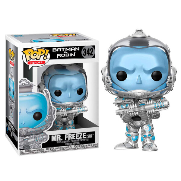 Funko POP! DC Comics Batman & Robin Mr. Freeze