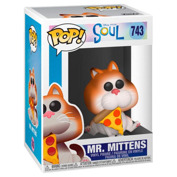 Funko POP Disney Pixar Soul Mr. Mittens