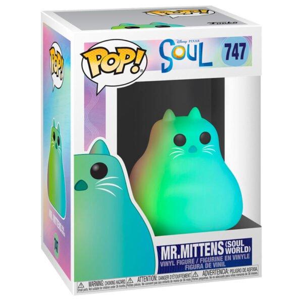 Funko POP Disney Pixar Soul Mr. Mittens Soul World