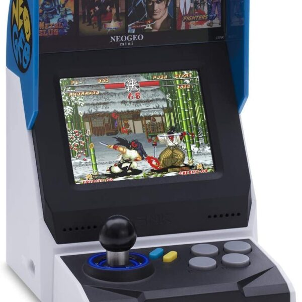 Neo Geo – SNK Mini International Edition