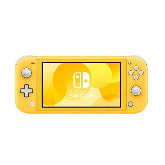 Nintendo Switch Lite (amarillo)