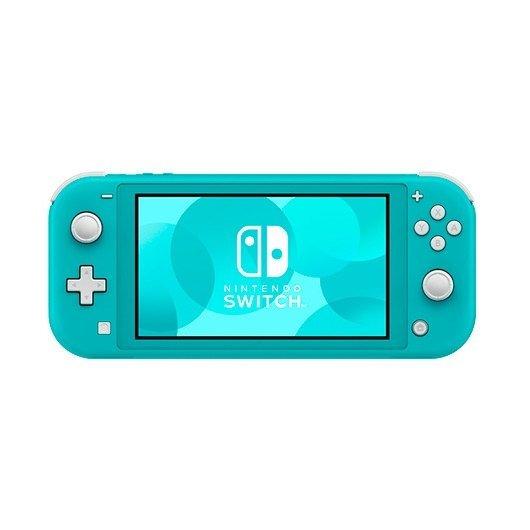 Nintendo Switch Lite (Azul turquesa)