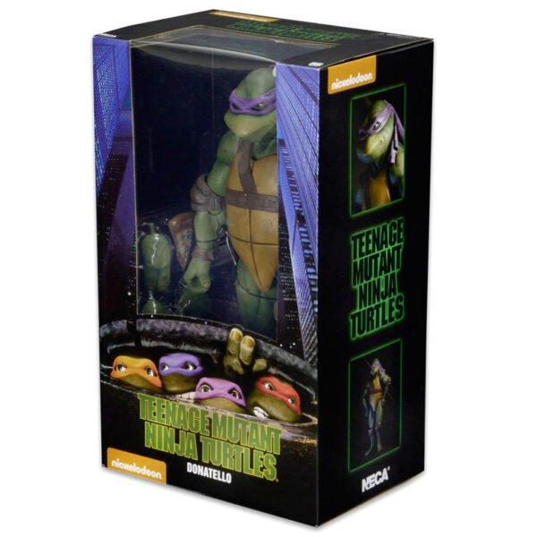articulada Donatello Tortugas Ninja 42cm