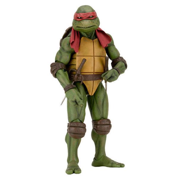 Figura articulada Raphael Tortugas Ninja 42cm