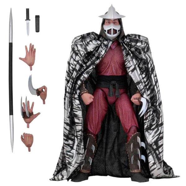 Shredder – Tortugas Ninja – 18cm