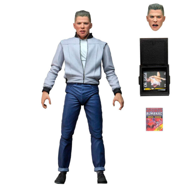 Biff Tannen – Regreso al Futuro – 18cm (Ultimate)