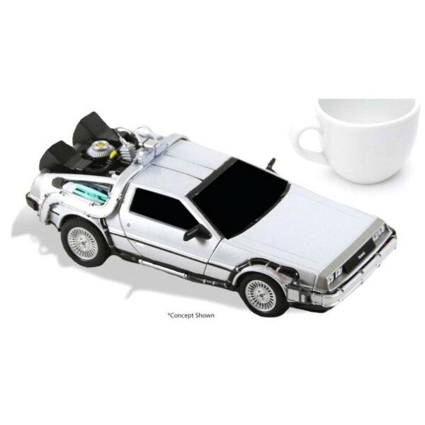 Vehiculo DeLorean Regreso al Futuro 15cm