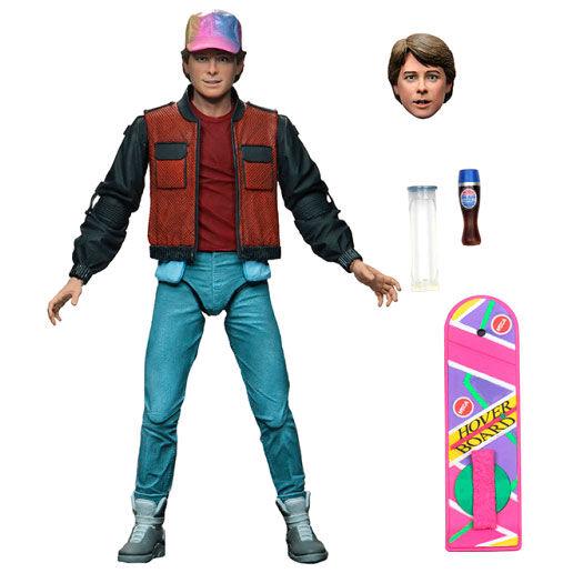 Figura Marty McFly – Regreso al Futuro II – 18cm (Ultimate)