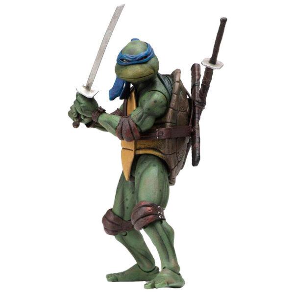 Leonardo Tortugas Ninja (18cm)