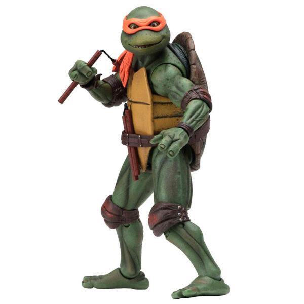 Michelangelo – Tortugas Ninja (18cm)