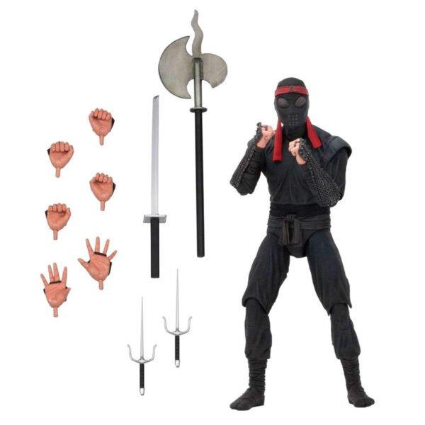 Foot Soldier Bladed – Tortugas Ninja – 18cm