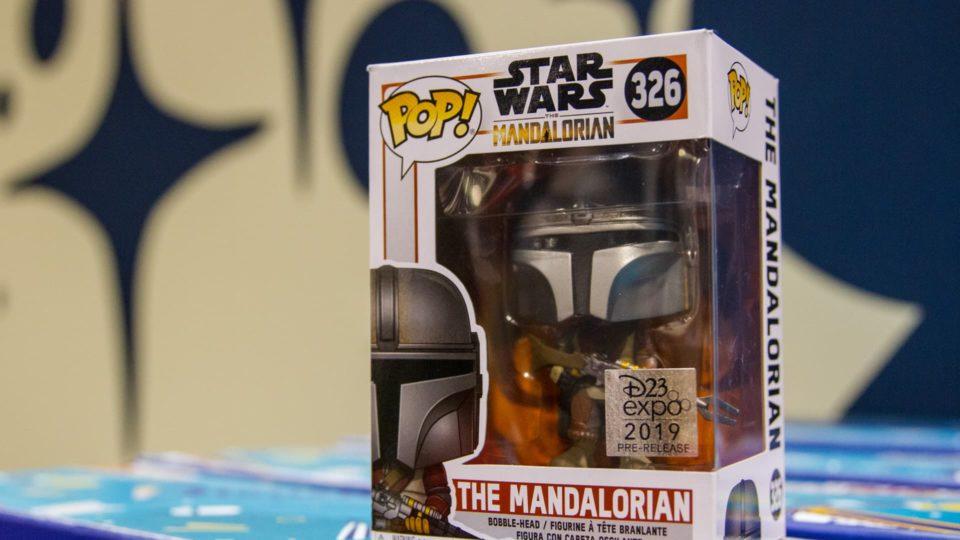 Lista de figuras Funko POP The Mandalorian