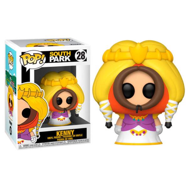 Funko POP South Park Princess Kenny