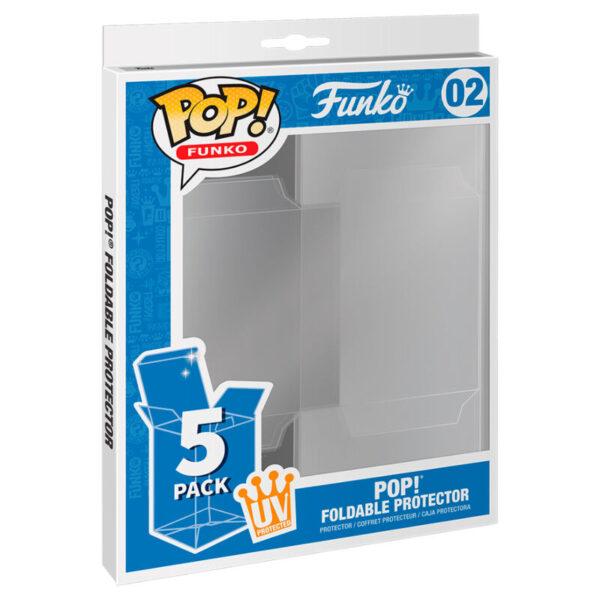 Pack 5 protectores Funko POP – Funko