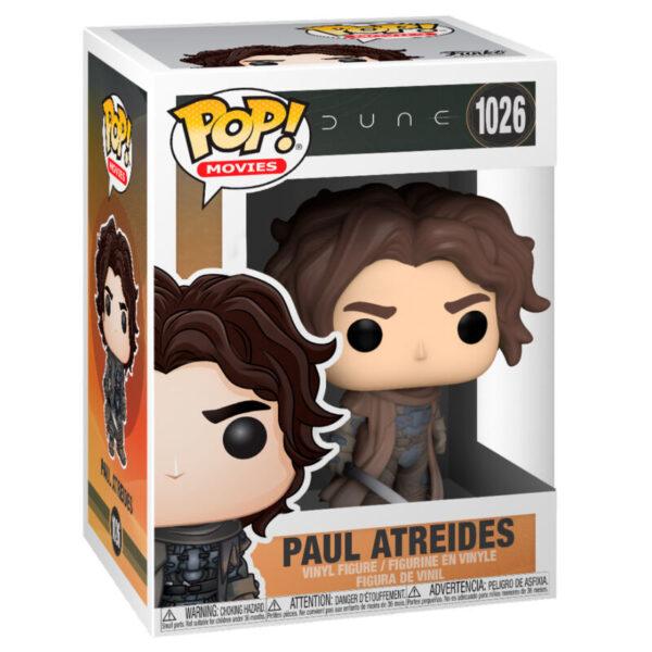 Funko POP Dune Paul Atreides