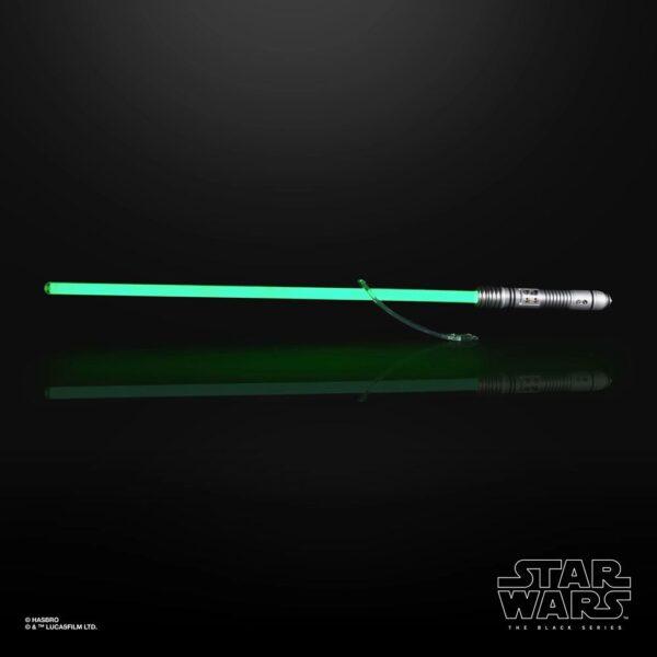 Sable Luke Skywalker Force FX Lightsaber – Star Wars: Episodio 6