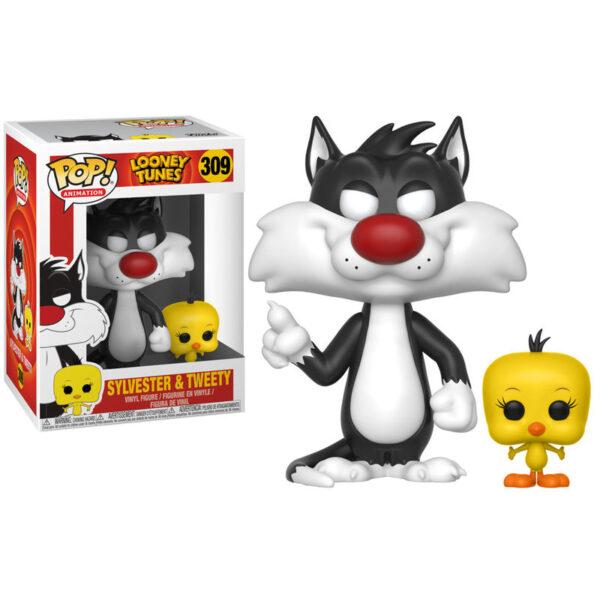 Funko POP Looney Tunes Sylvester & Tweety