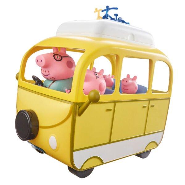 Playset Autocaravana Peppa Pig