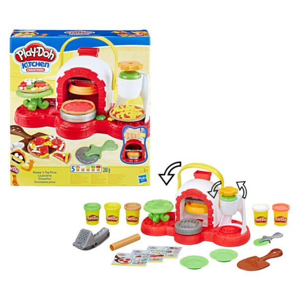 Horno de Pizza Kitchen Creations · Play-Doh